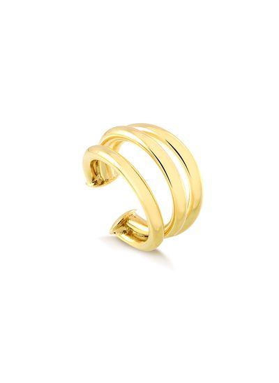 piercing-fake-banhado-a-ouro-18-k-com-3-fileiras