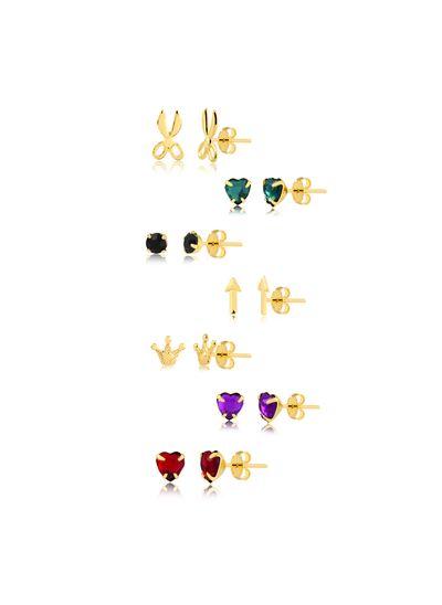 kit-de-brinco-semaninha-1711-banhado-a-ouro-18-k