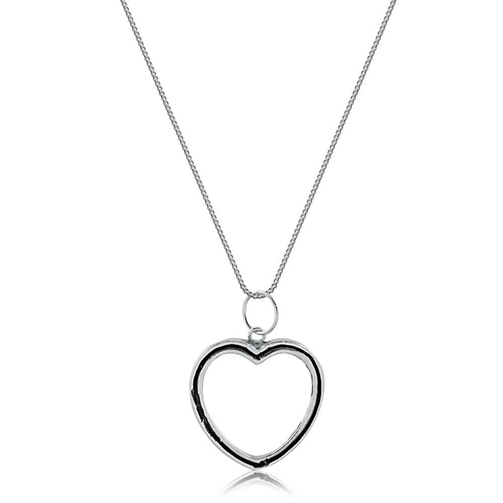 colar-com-pingente-coracao-vazado-em-prata-925