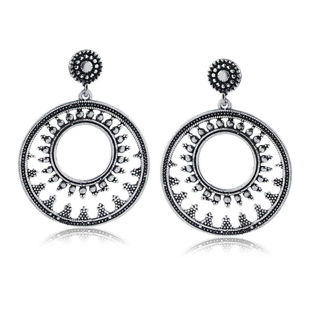 maxi-brinco-redondo-com-design-craquelado-em-prata