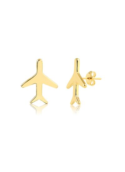 brinco-aviao-banhado-a-ouro-18-k