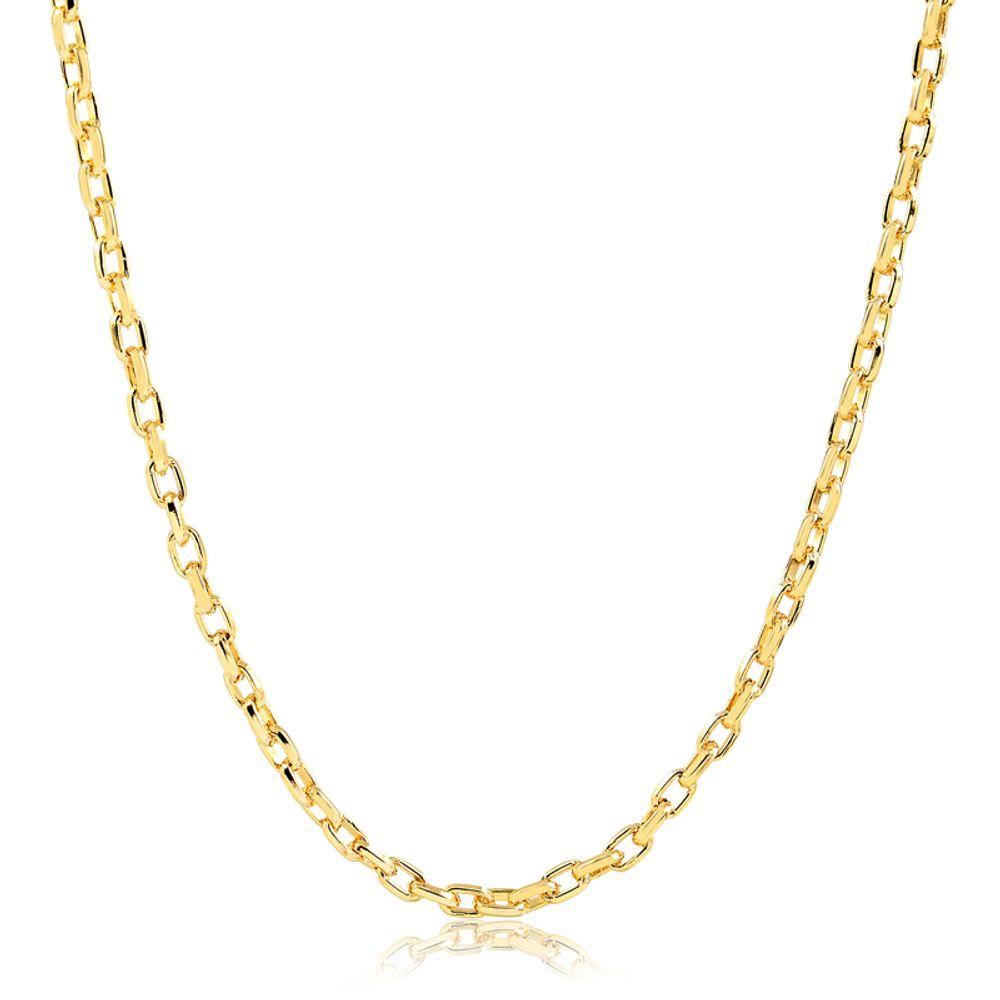 Colar-com-design-de-mini-elos-banhado-em-ouro-18k