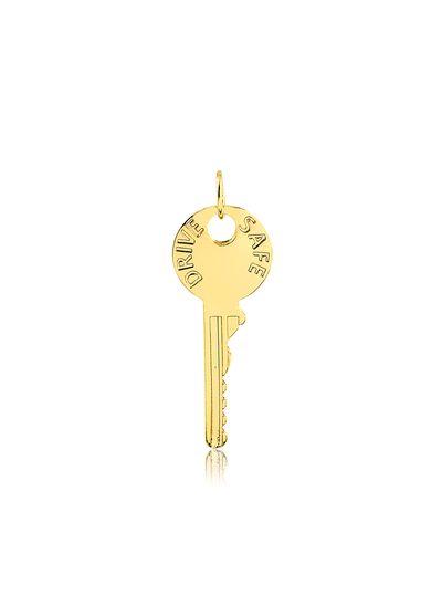 Pingente-com-design-chave-banhado-em-ouro-18k