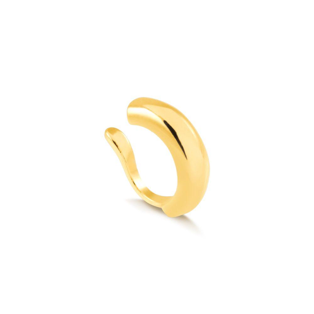Piercing-Fake-oval-banhado-em-ouro-18k
