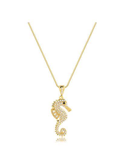 Colar-cavalo-marinho-com-zirconias-banhado-em-ouro
