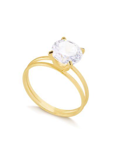 Anel-solitario-com-pedra-cristal-e-aro-duplo-banhado-em-ouro-18k