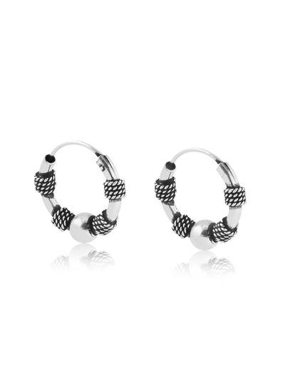 Argolinha-com-bolinha-e-design-craquelado-em-prata