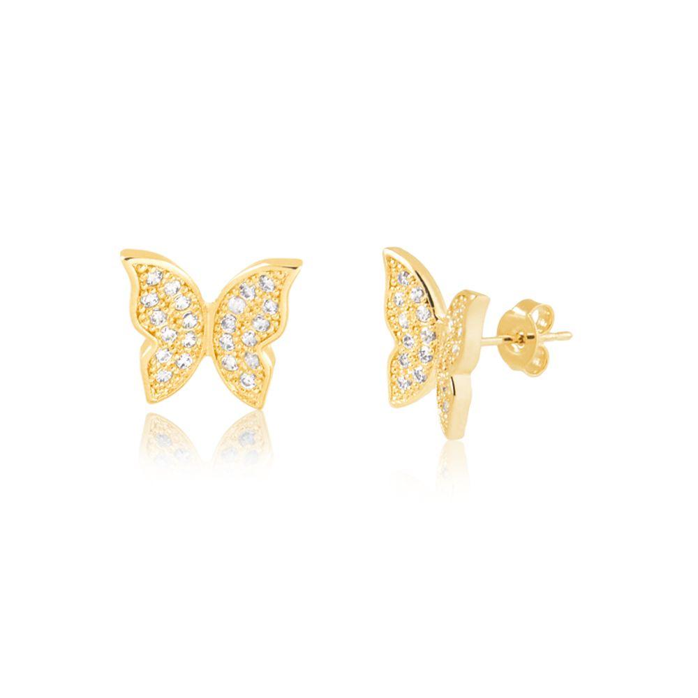 Brinco-borboleta-com-zirconias-cravejadas-banhado