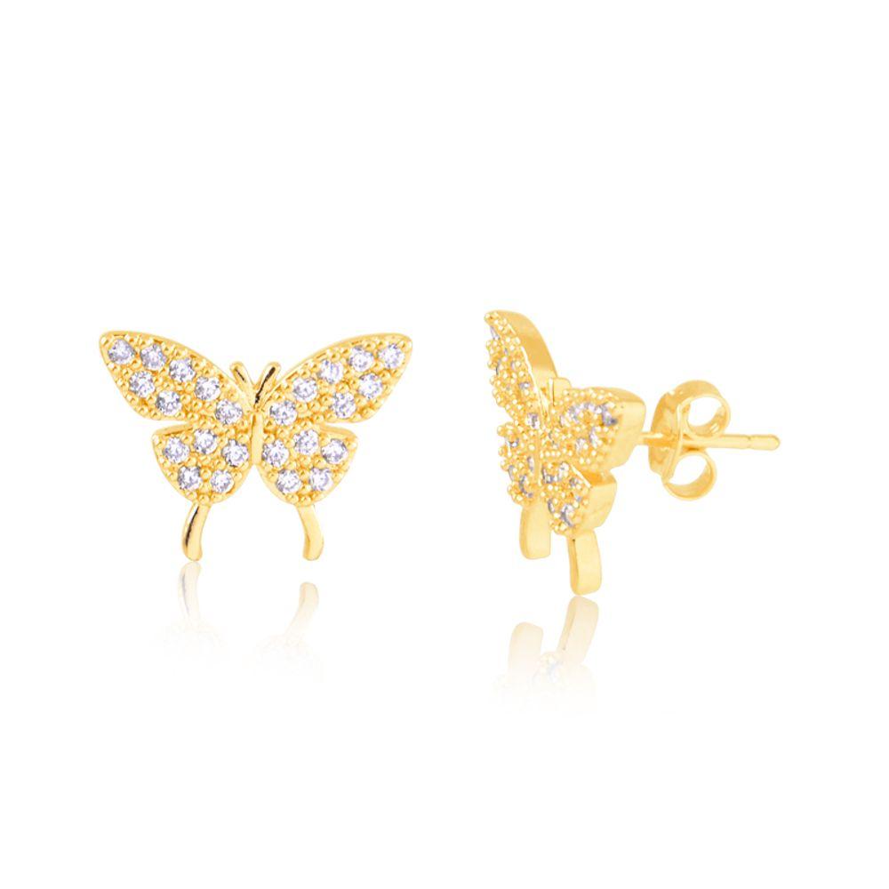 Brinco-borboleta-pequena-cravejada-com-zirconias