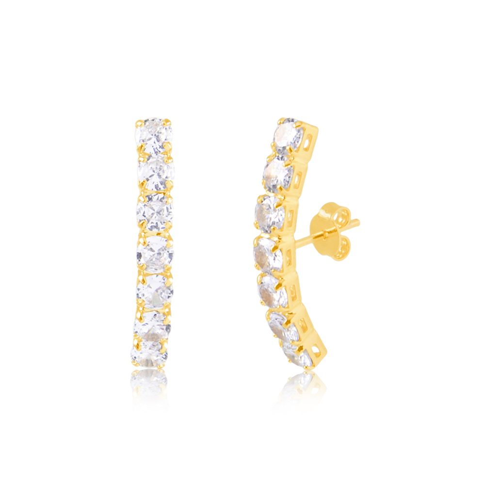 Brinco-ear-hook-com-pedras-cristais-banhado-em-ouro-18k