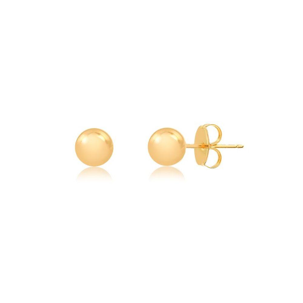 Brinco-bolinha-pequena-banhado-em-ouro-18k