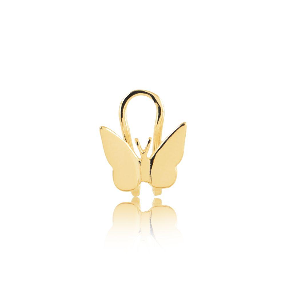 Piercing-Fake-em-formato-de-borboleta-banhado-em