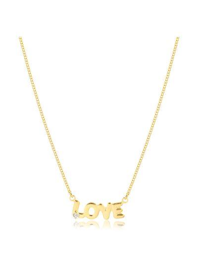 Colar-love-com-ponto-de-luz-banhado-em-ouro-18k