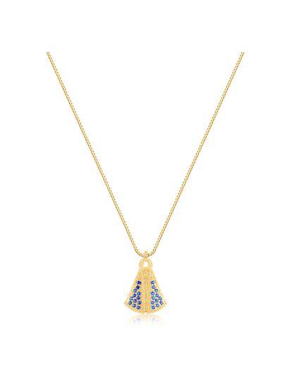 Colar-com-pingente-Nossa-Senhora-Aparecida-cravejada-com-zirconias-azul-banhada-em-ouro-18