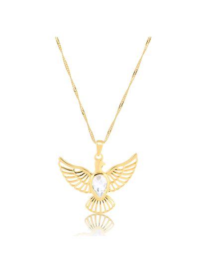 Colar-com-pingente-vazado-simbolo-Espirito-Santo-cravejado-com-zirconia-cristal-banhado-em-ouro-18k
