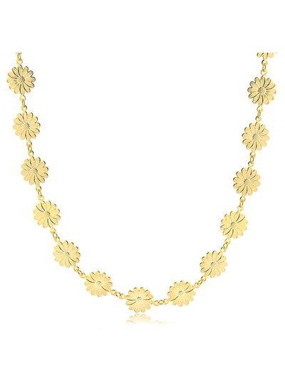 Choker-com-flores-banhada-em-ouro-18k