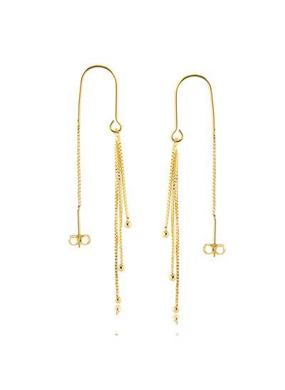 Brinco-pendulo-com-mini-bolinhas-banhadoe-m-ouro