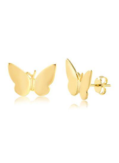 Brinco-borboleta-pequena-banhado-em-ouro-18-k