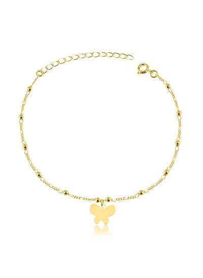 Tornozeleira-borboleta-e-bolinhas-banhada-em-ouro