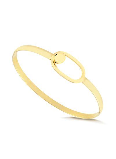 Bracelete-grosso-com-design-oval-centralizado-banhado-em-ouro-18k